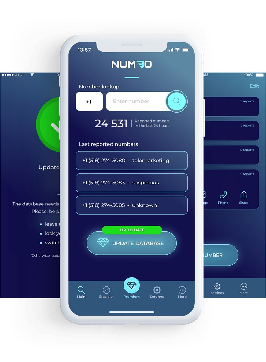 Numbo Call Blocker: Stop unsolicited calls on your iPhone